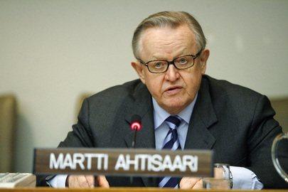 Haastattelussa Martti Ahtisaari: Puolueettomuus, pohjoismaisuus ja länsimaisuus