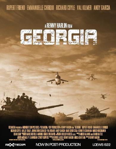 Renny Harlin ja Georgian sota