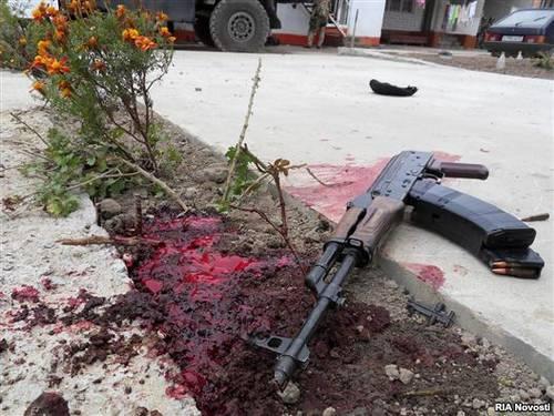 Medvedevin haastattelu, Bagapshin kuolema ja Kaukasuksen jatkuva epävakaus