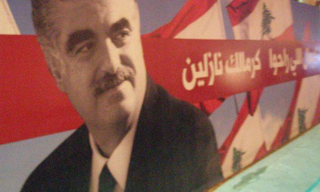 Naapuriongelmia: Syyria Libanonissa