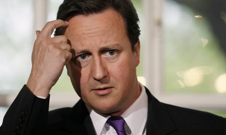 Konservatiivit ja euroskeptikkojen kosto