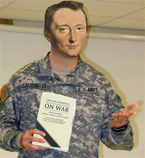 Vieraskynä: Sodasta