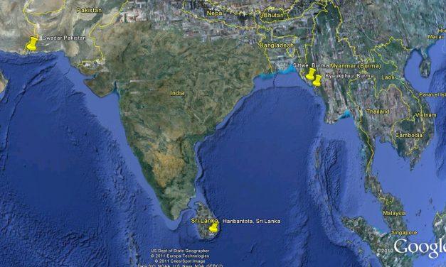 Vieraskynä: Suurvaltapolitiikkaa Intian valtamerellä