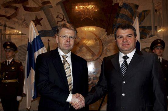 Zhdanov, Ustinov ja Makarov?