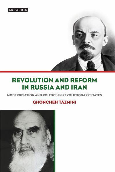 (Kulttuuriset) Vallankumoukset vertailussa: Venäjä ja Iran