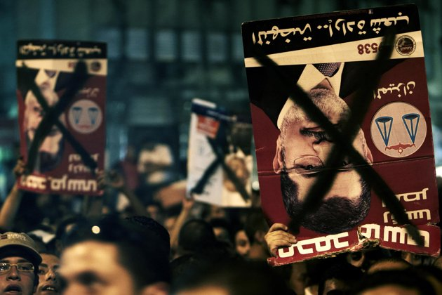 Vieraskynä: Boikottipolitiikkaa Egyptin malliin