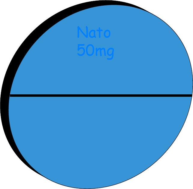 Nato-pilleri