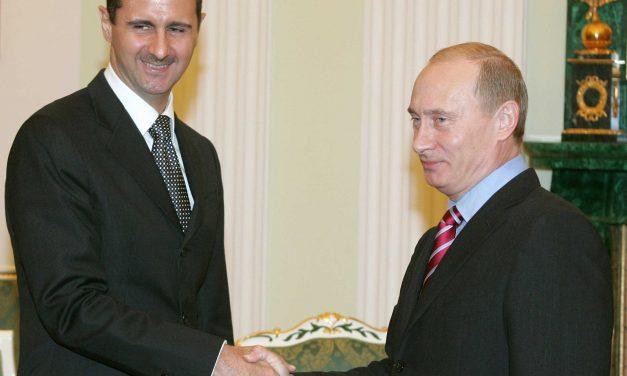 Venäjä, Venäjä, Venäjä (ja Syyria)