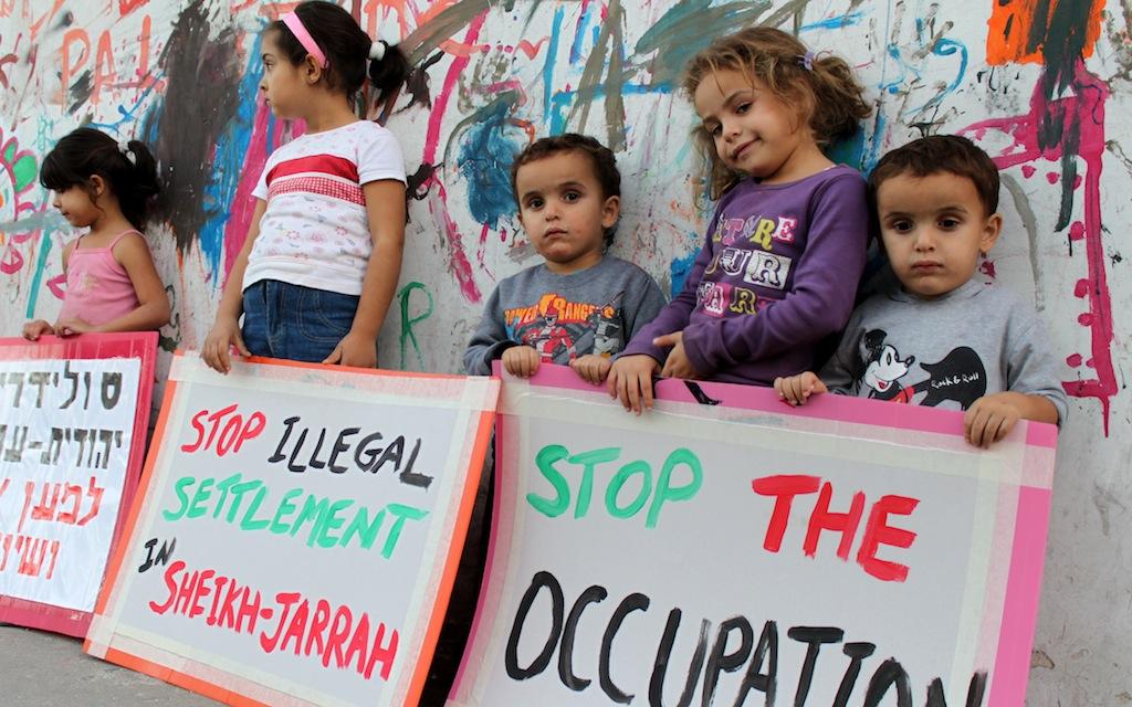 """Palestiinalaisten korkeammasta syntyvyydestä puhutaan Israelissa joskus """"demografisena aikapommina"""", joka uhkaa Israelin ja hallitsemien alueiden juutalaista enemmistöä. Kuva: Timo R. Stewart"""