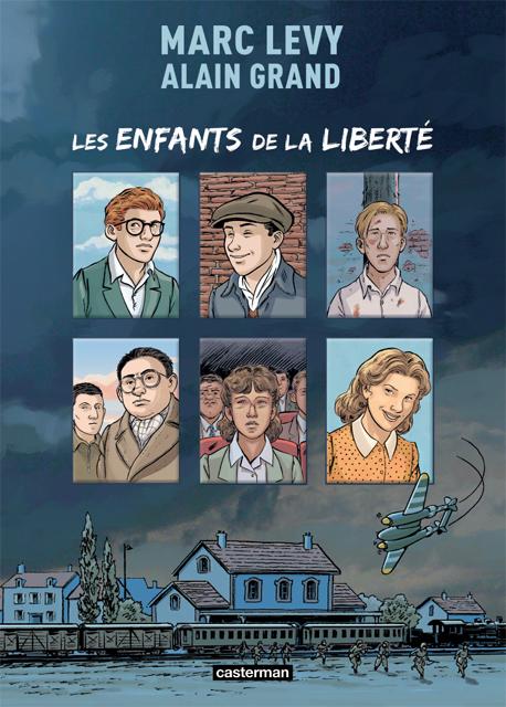 Levy & Grand - Les Enfants de la Liberté