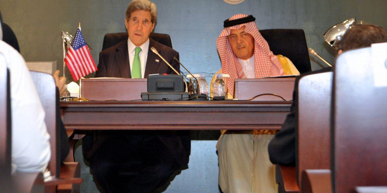 Pelkoa ja inhoa Riadissa