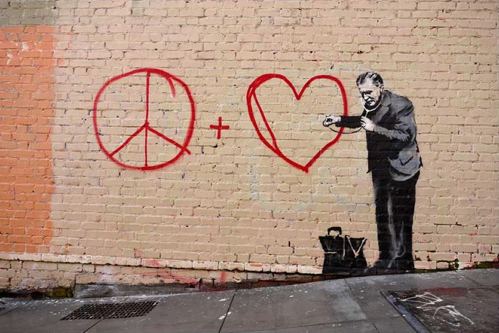 kuva: Banksy
