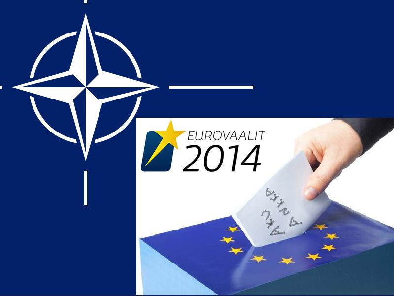 Ulkopolitist selvitti euroehdokkaiden Nato-indeksin