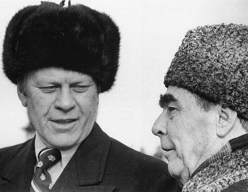 Presidentin uusi kylmä sota