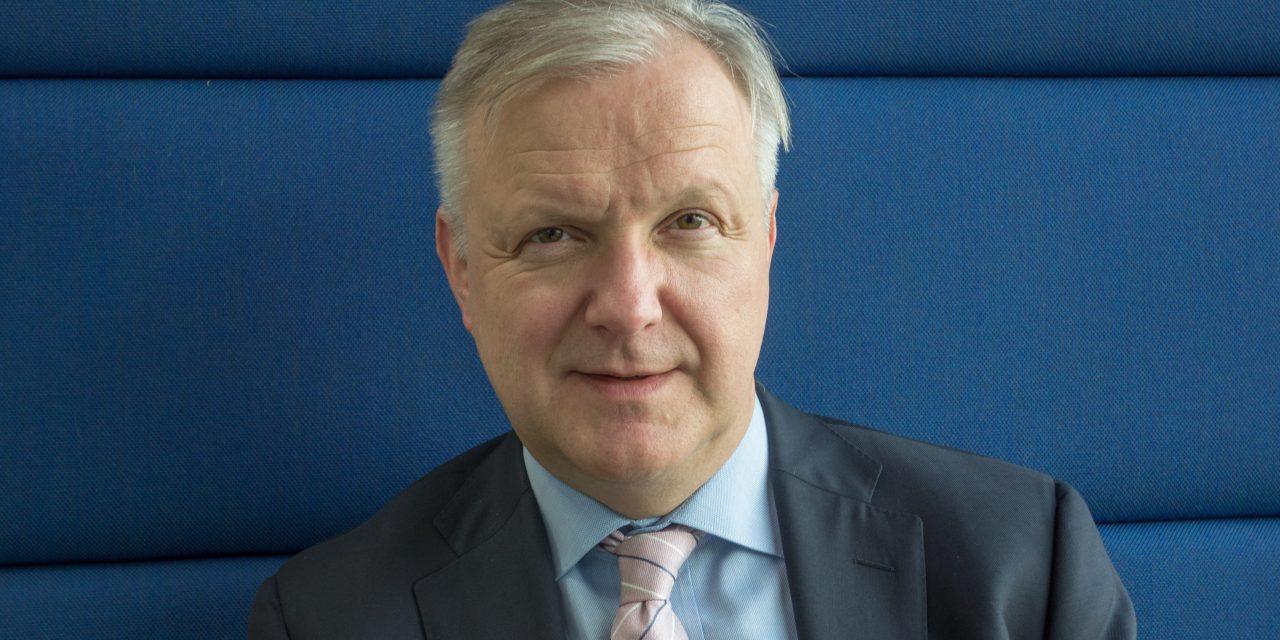 Rehn: Voidaan vain kysyä, mitä olisi tapahtunut, jos EU ei olisi reagoinut