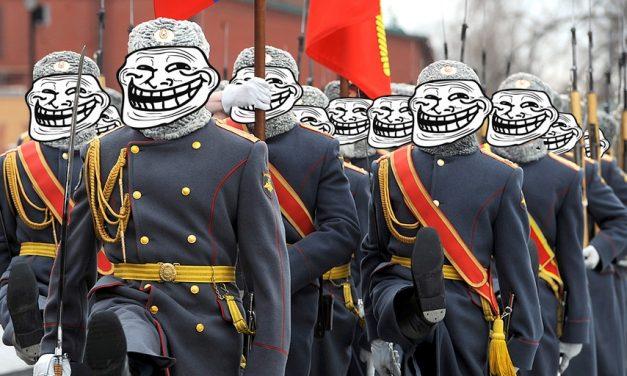 Mistä tunnistaa Venäjä-trollin?