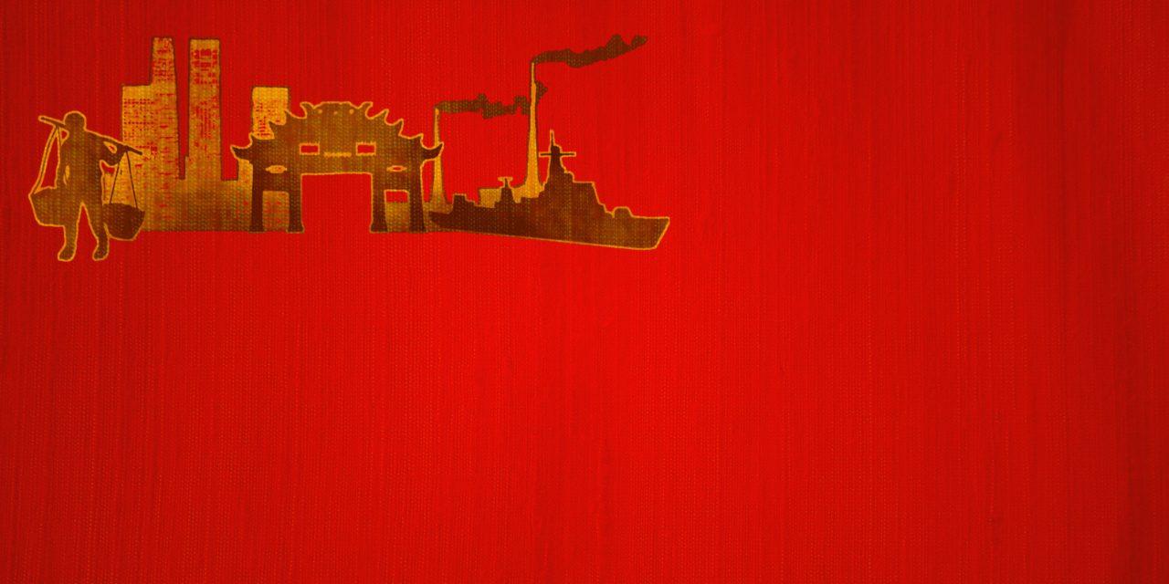 Katsauksia kansantasavaltaan I: Kiinan länteen kurkottava Silkkitie