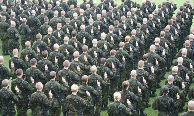 Onko maanpuolustustahto niin kuin se mitataan?