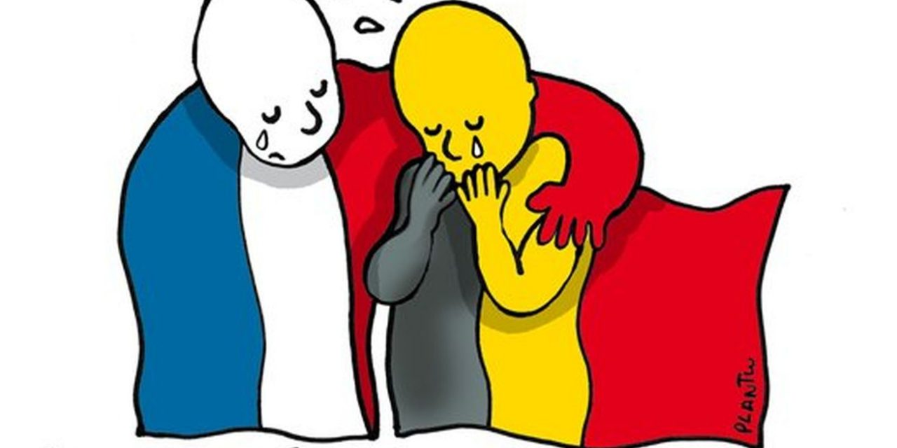 Brysselin iskut – miten tästä eteenpäin?