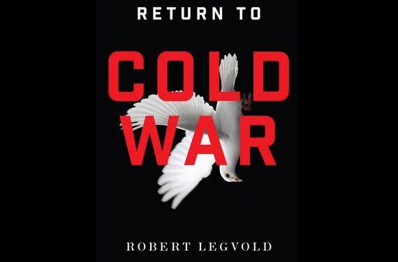 Kirja-arvio: Washington ja Moskova napit vastakkain