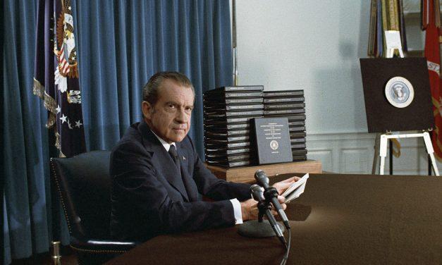 VIERASKYNÄ: Onko Trump kuin Nixon?