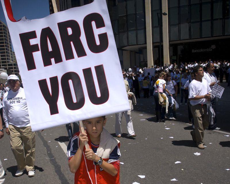 (Yli) 50v Kolumbian konfliktia – Miksi rauhaa ei synny?