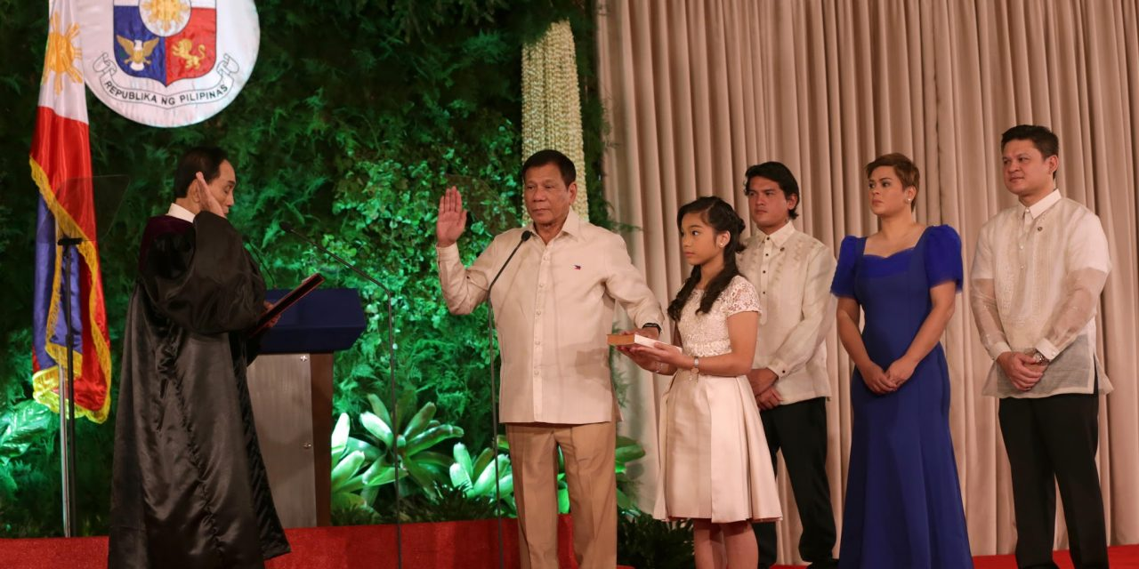 Filippiinien presidentti Rodrigo Duterte – roisto vai sankari?