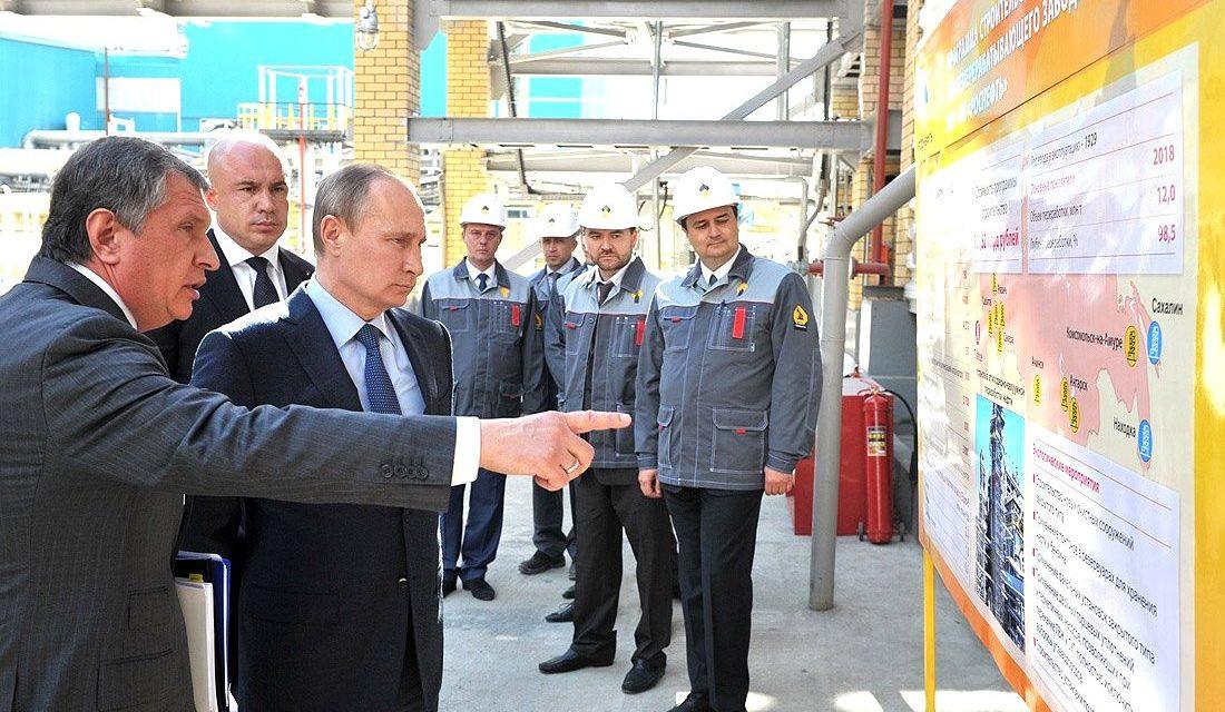 On vain yksi venäläisestä energiasta riippuvainen maa