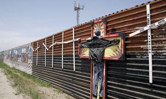 Yhdysvalloilla on jo rajamuuri – sen nimi on Meksiko