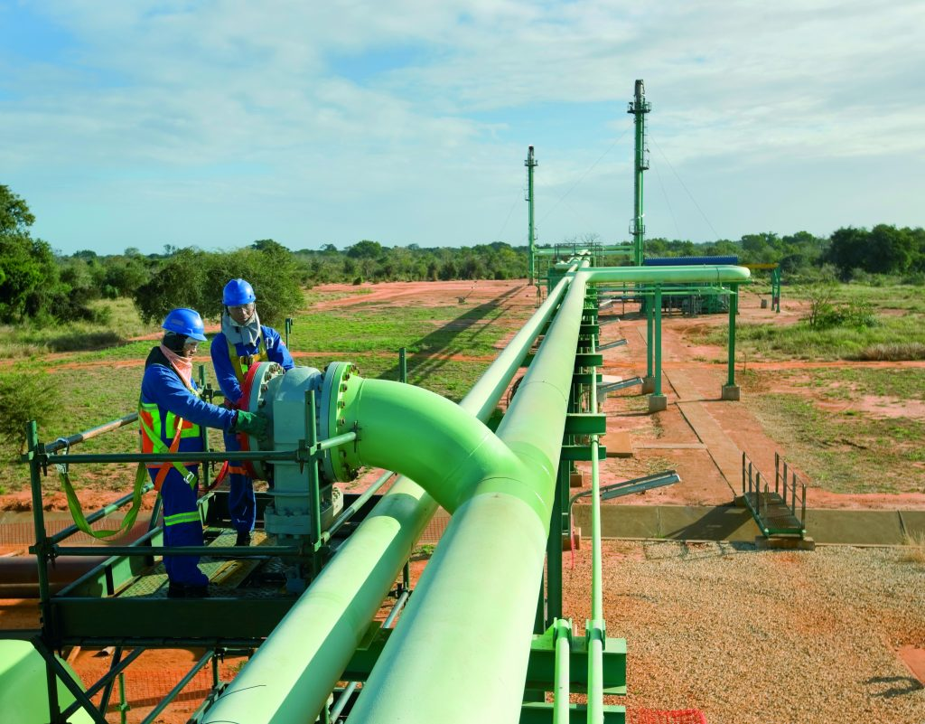 SASOL_Gas_Pipeline_-_Temane_-_Mozambique