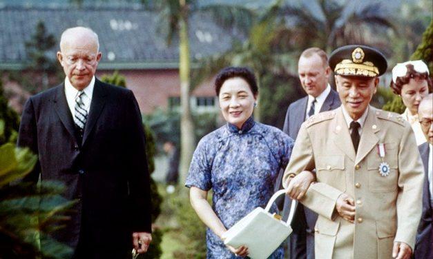 Suurvaltapolitiikan salarakkaat – Yhdysvaltojen ja Taiwanin välinen kumppanuus