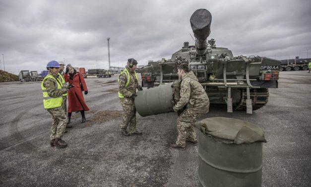 Naton taisteluosasto osana Viron puolustusta – pelottavaa, pidättävää vai uskottavaa?