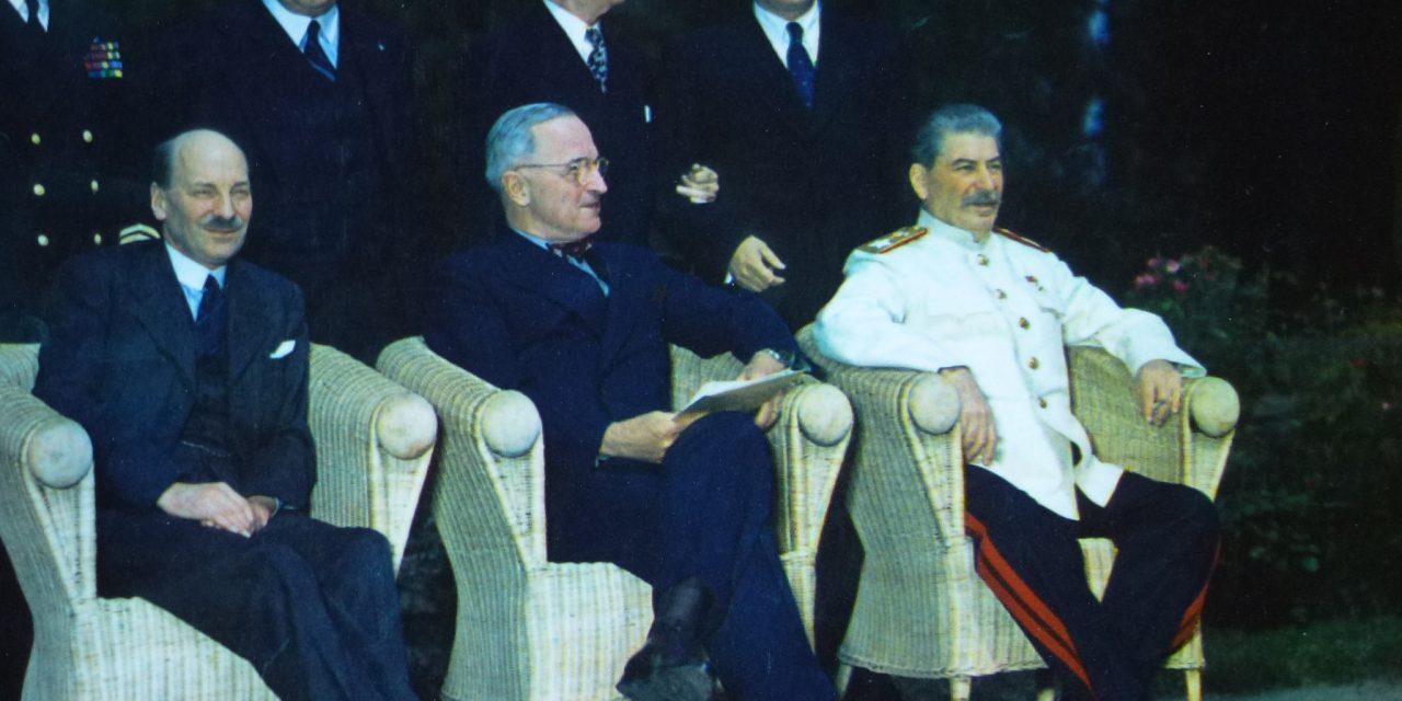 Essee: Suurvaltapolitiikan laadulliset erot ja Euroopan turvallisuus