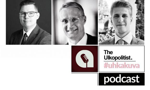 """Podcast: """"Uhkakuvat ovat poliittisia"""""""