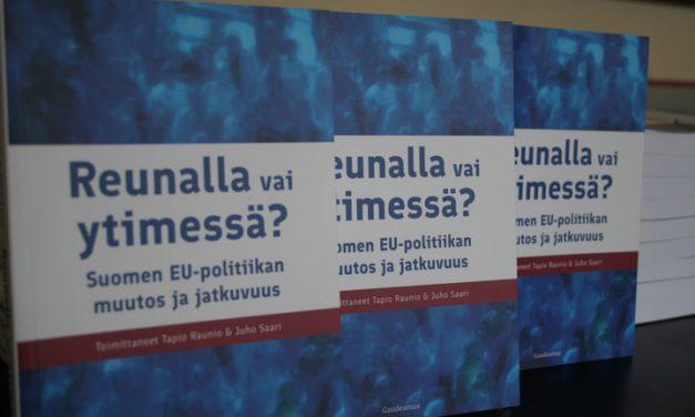Avoimen ja kriittisen EU-keskustelun aika on nyt