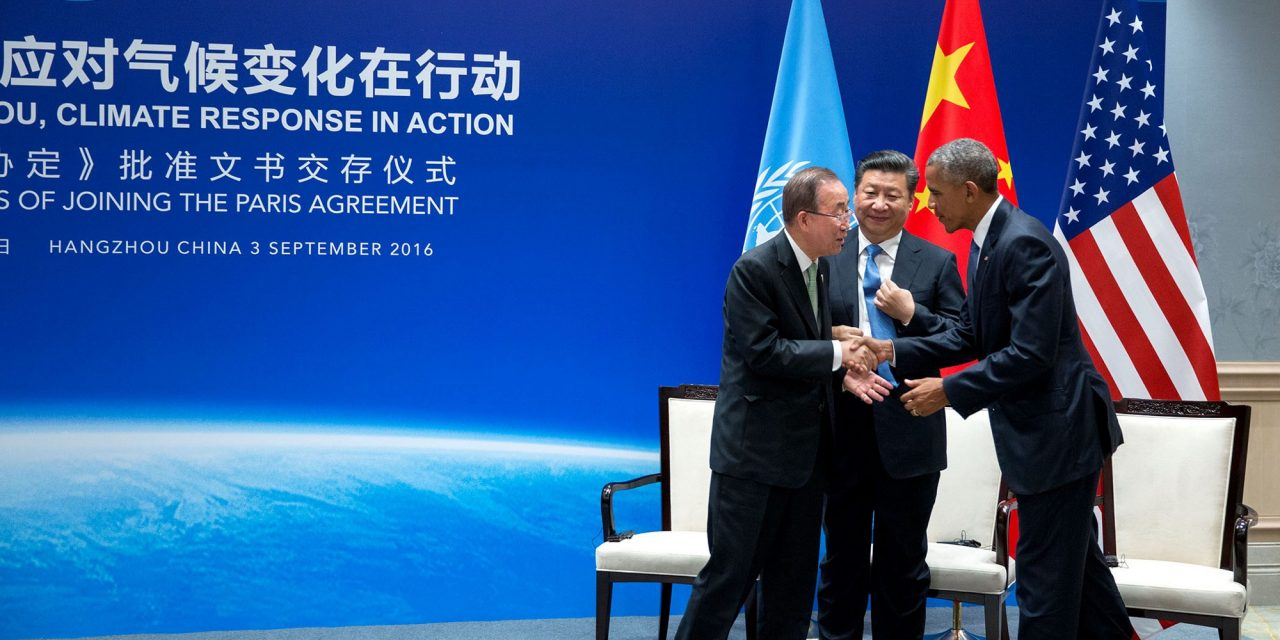 Kiina – globalisaation soihdunkantaja?