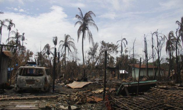 Rohingojen hätä Myanmarissa pahenee