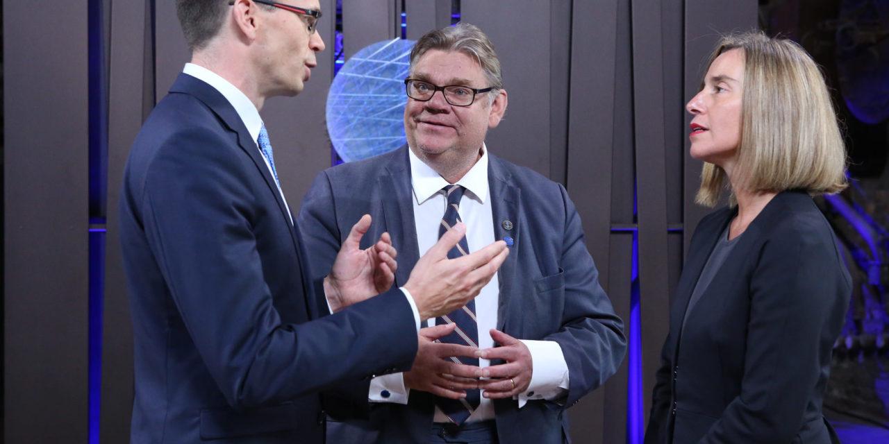 Suomi ja suomalaiset puolueet EU:n poliittisella kartalla