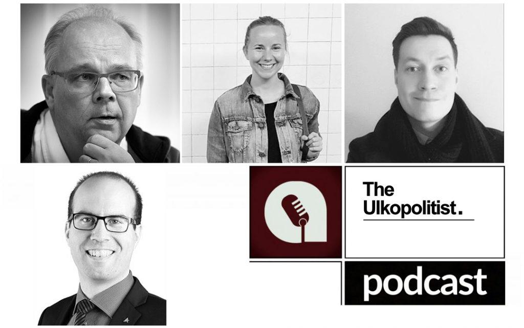 podcast arktinen kansikuva