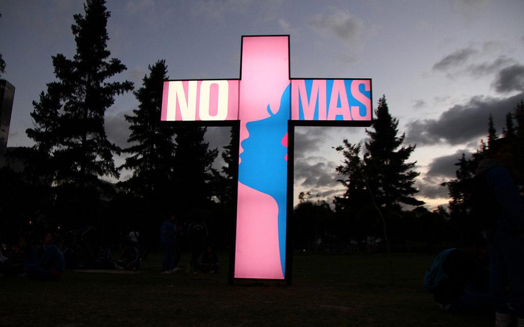 """""""Nos están matando"""" –  naisiin kohdistuvan väkivallan lisääntyminen on aktivoinut kansalaisyhteiskunnan Latinalaisessa Amerikassa"""