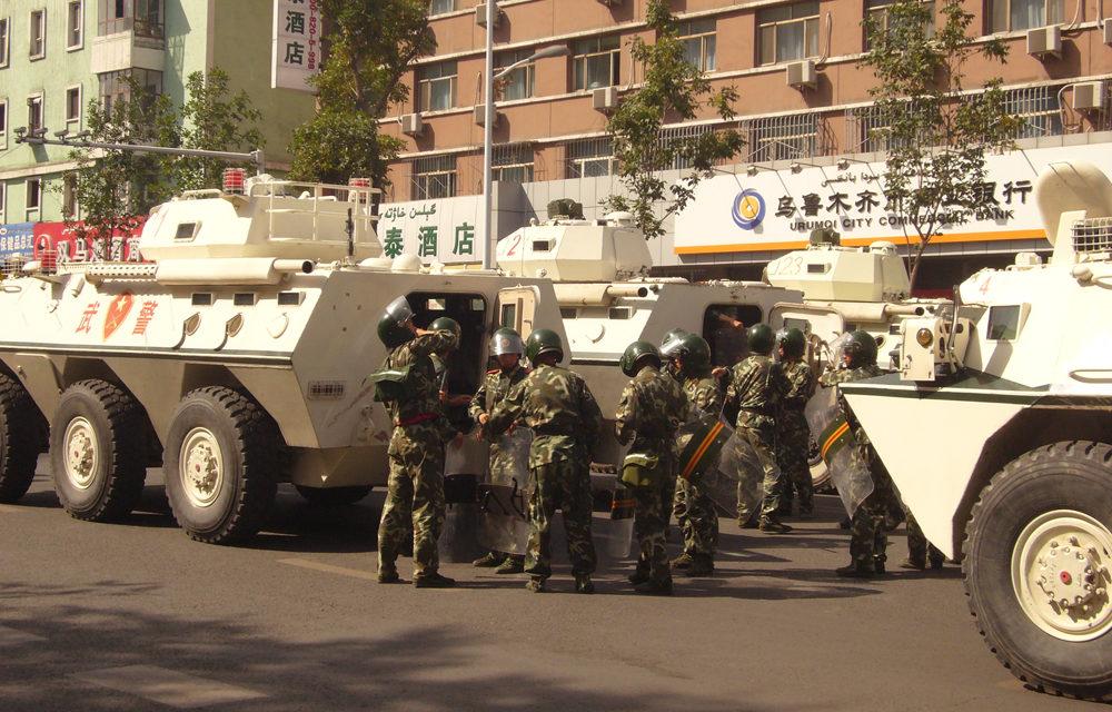Essee: Suurvalta-Kiina vastaa terroriuhkiin teräshansikkain