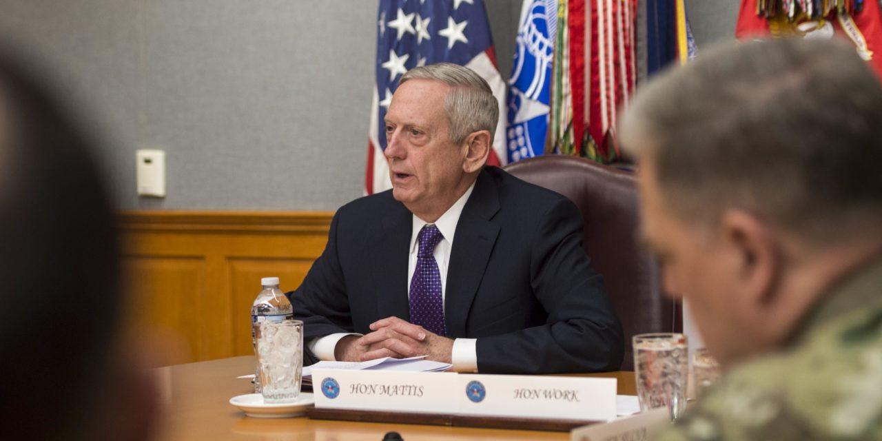 Suurvaltakamppailu ohitti terrorismin Yhdysvaltojen puolustusstrategiassa