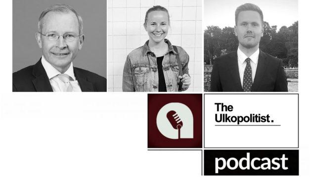 """Podcast: Maailmankaupassa tuulee – Risto E. J. Penttilä: """"USA pyrkii omavaraisuuteen"""""""