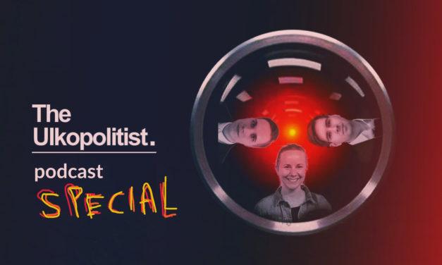 Podcast-spesiaali: Mitä scifi kertoo kansainvälisestä politiikasta?