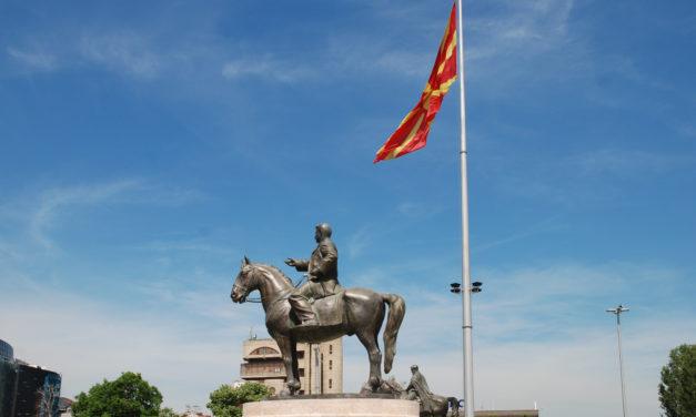 Kansanäänestys ei tuonut ratkaisua Makedonian historialliseen nimikiistaan
