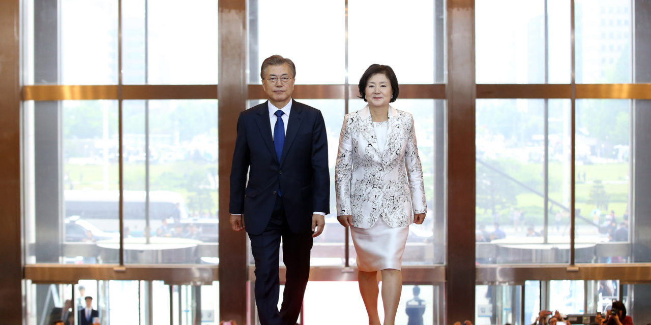Kaksi vuotta poliittista ilotulitusta Etelä-Koreassa – ex-presidentin korruptioskandaalia seurasi rauhan teemavuosi ja paremmat välit Pohjois-Koreaan