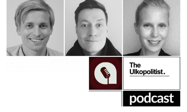 Podcast: Onko diplomaatiksi tosiaan niin vaikea päästä?