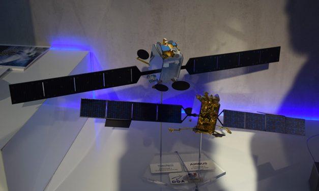 Ranska haluaa avaruussuurvallaksi