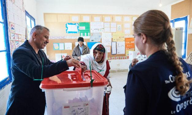 Tunisia arabikevään jälkeen