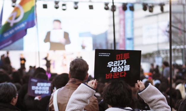#KoreaToo: #MeToo-liike ravisteli eteläkorealaista yhteiskuntaa, mutta muutokset ovat hitaita